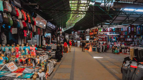 Best places for shopping in Belek