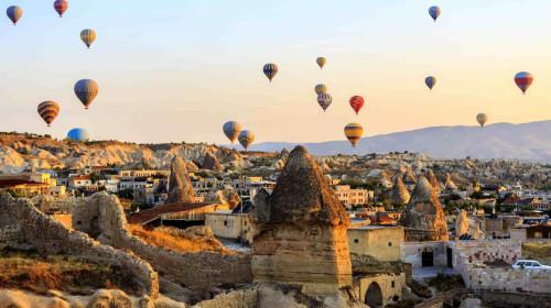 From Belek to Cappadocia
