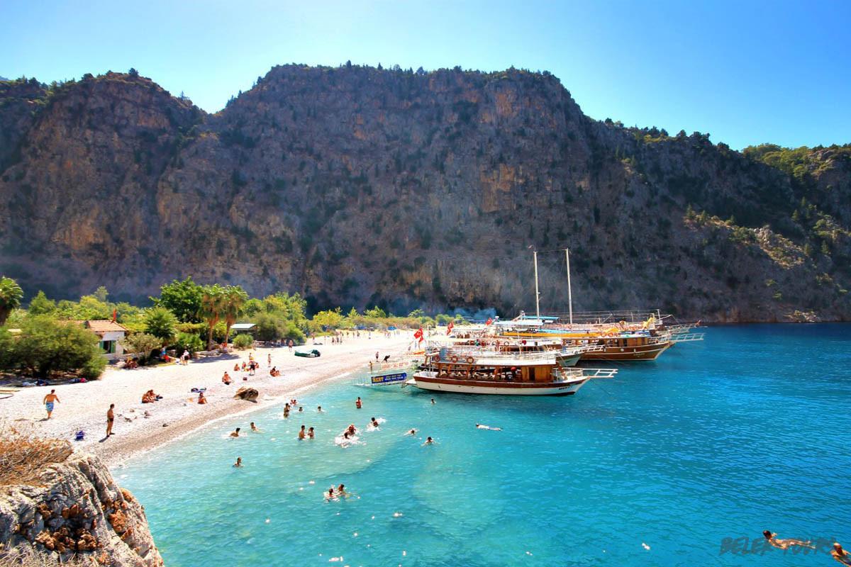 Екскурсії в Туреччині