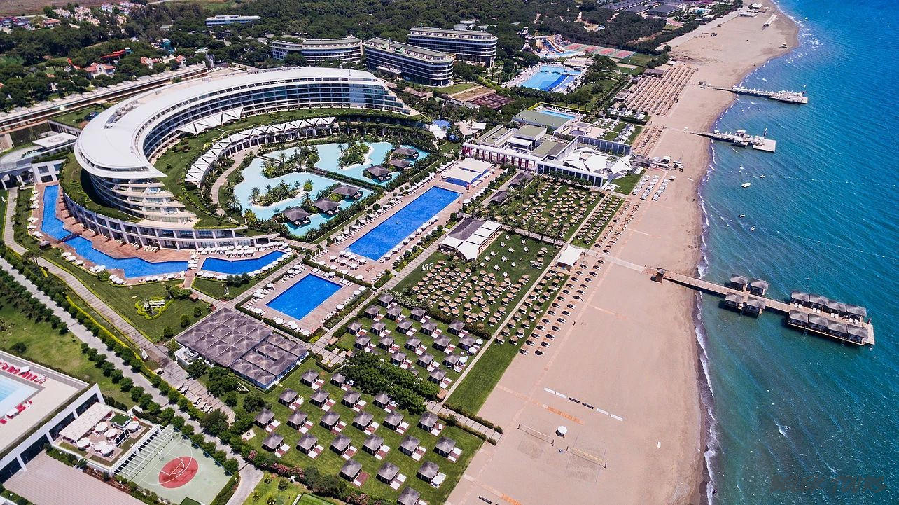 Belek what part of Turkey