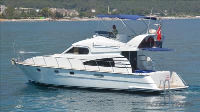 A yacht tour in Serik