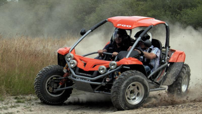 Off-road buggy from Serik