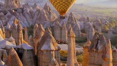 A trip to Cappadocia from Serik for 3 days